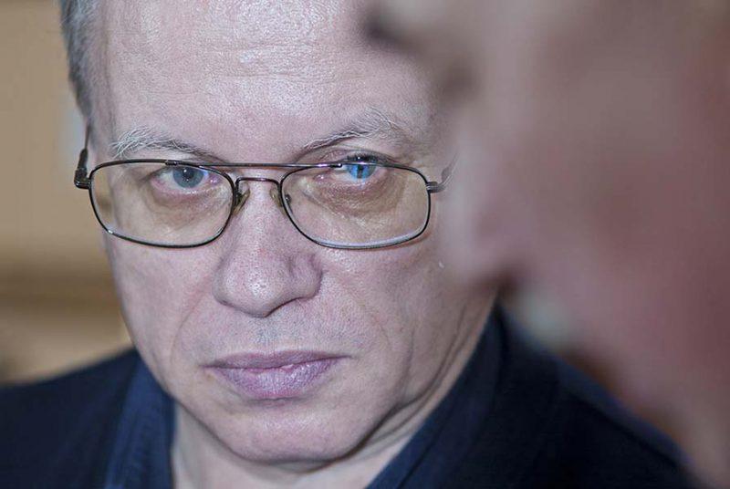Михаил Шеремет, мастер спорта по фехтованию на рапире, тренер по классическому фехтованию СПб Фехтовальный Клуб