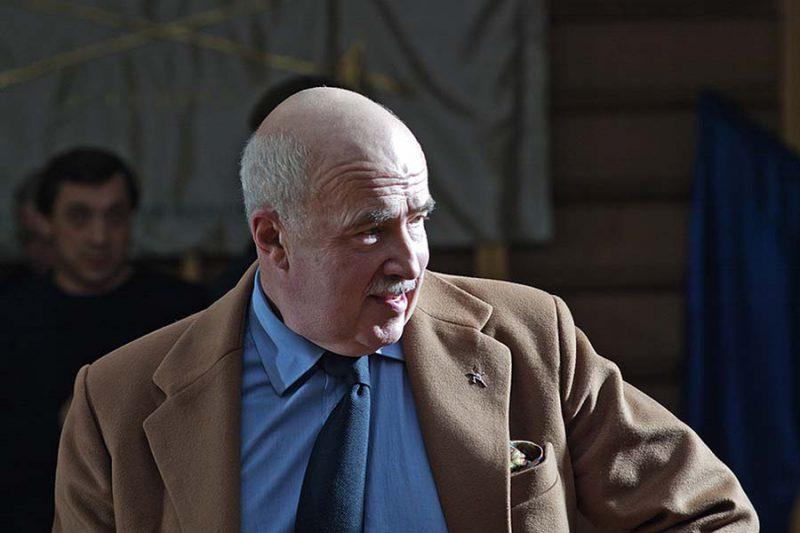 Кирилл Орестович Кандат, мастер спорта по фехтованию, заслуженный тренер России