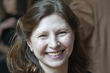 Алина Тулякова, председатель СПбФК