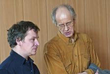 Руслан Каприлов и Эдуард Якубов