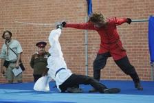 День Фехтовальщика 2010. Школа фехтования