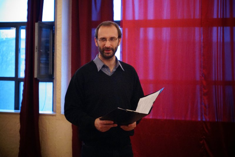 Георгий Кобиашвили - ведущий Ассамблеи Гранд Ассо 2015