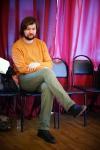 Скульптор Илья Литвинов - автор памятника поэту и музыканту Александру Башлачеву