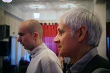 Любитель танцев Анатолий Заверняев и фехтовальщик Данила Прокофьев