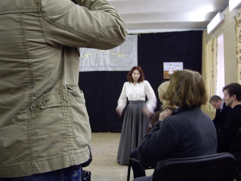Вступительное слово Туляковой А.,председателя СПбФК и куратора цикла выставок Фехтование в искусстве.