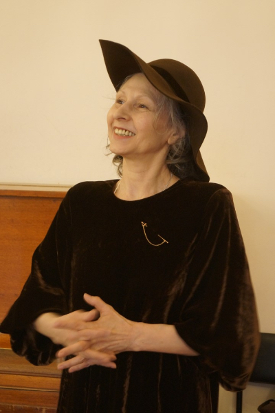 Алина Алонсо Тулякова - автор идеи и организатор АГА