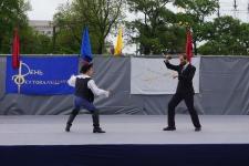Клуб европейского исторического фехтования ПАРАД - РИПОСТ, фехтмейстер Руслан Каприлов