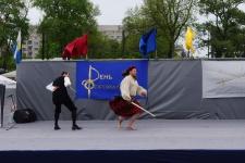 Школа Ренессансного Фехтования ФЛЁР ДЕ ФЕР, руководитель – Дмитрий Круглов