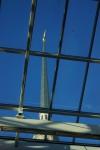 1.Атриум - накрытый стеклянной крышей внутренний двор Комендантского дома