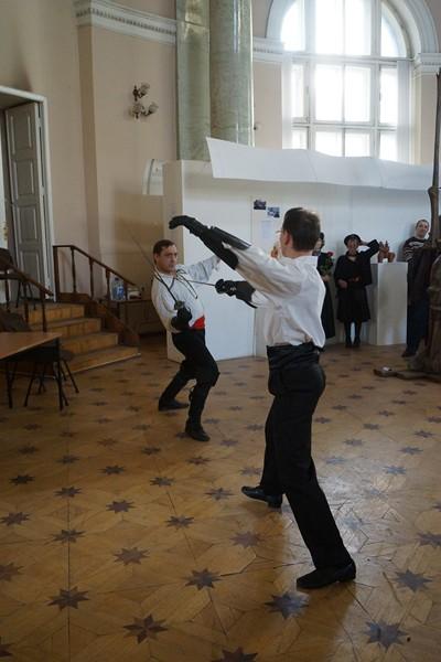 Студия арт-фехтования Ренконтр