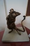 Сентиментальность. Скульптор Нина Спивак.