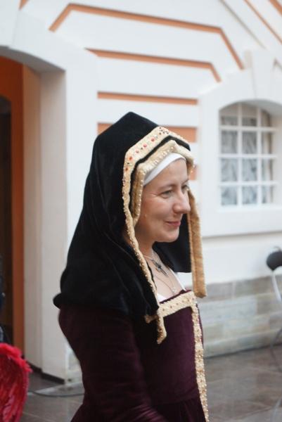 17. Костюм эпохи Возрождения
