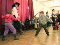 21.Фехтование - радость для детей