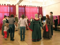 24.Танцевальный мастер-класс для зрителей