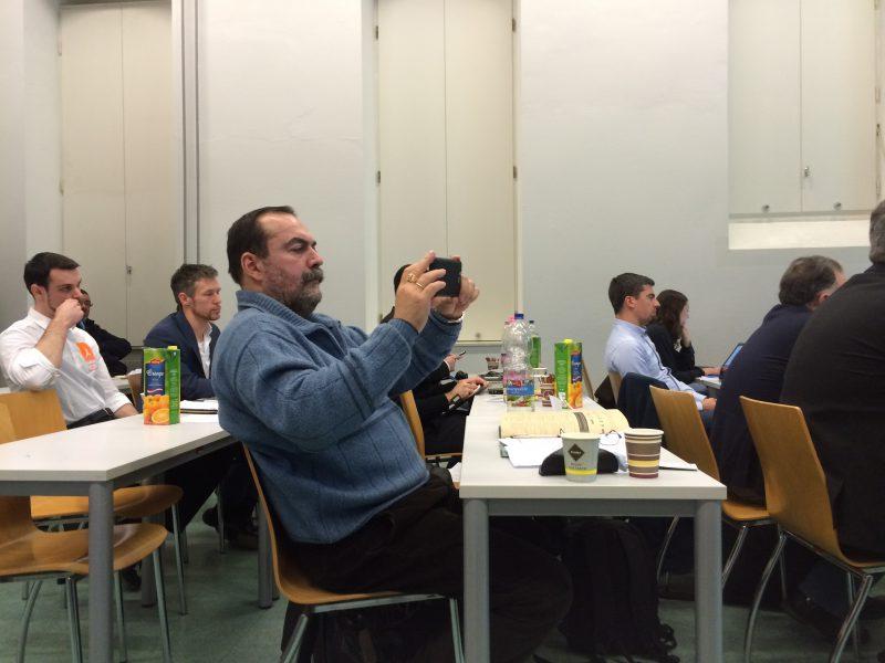 Заседание 2-й Генеральной Ассамблеи IFНЕМА.