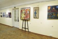 Мини выставка нашего славного и знаменитого Олега Котельникова