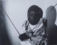 Свешников Сергей «Портрет », 2005. Бромосеребряная фотография, авторская печать