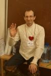 2. Георгий Кобиашвили, ведущий праздника Гранд Ассо, актер, член Правления СПб Фехтовального Клуба