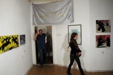 Фехтовальная выставка пользовалась повышенным интересом у публики