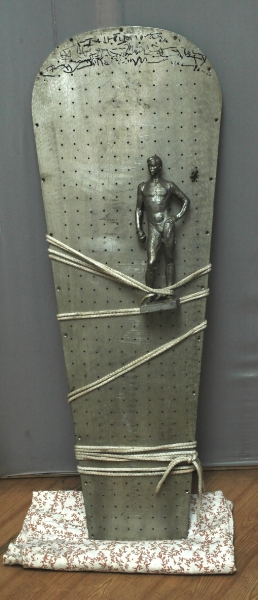 Панин Игорь «Надоели мне твои уколы» ,2011.Рэди-мэйд. 125х43х14