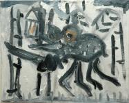 Мертвый Андрей (Курмаярцев) «Я злодея зарублю и тебя освобожу» 2011. Х., м.22х27