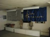 Знамена СПбФК и праздника День Фехтовальщика в галерее Борей