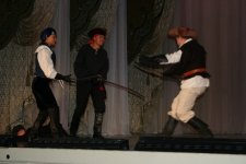 Пленники пиратов