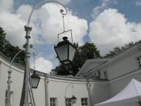 Второй внутренний двор Конюшенного корпуса. Архитектор Карл Росси.1818-1822гг.