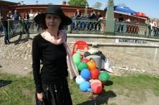 Тулякова Алина из СПб Фехтовального Клуба