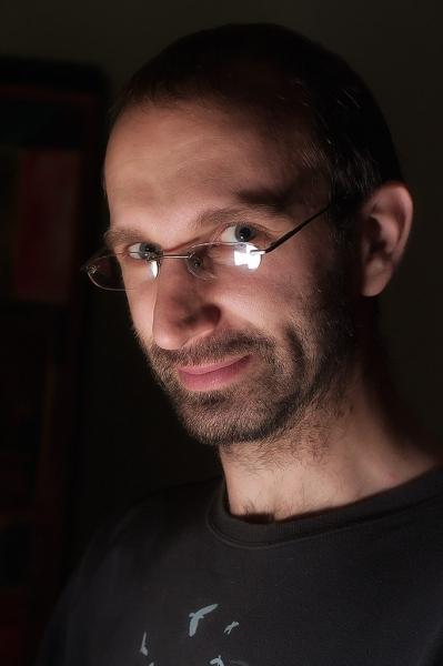 Актер и фехтовальщик Георгий Кобиашвили