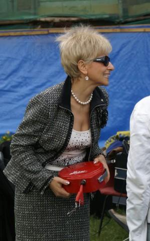Тойсова Роза Михайловна, директор СДЮШОР Спартак