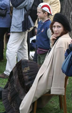 Алина Тулякова, председатель Санкт-Петербургского Фехтовального Клуба