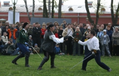 День Фнхтовальщика 2006. Руслан Каприлов и клуб