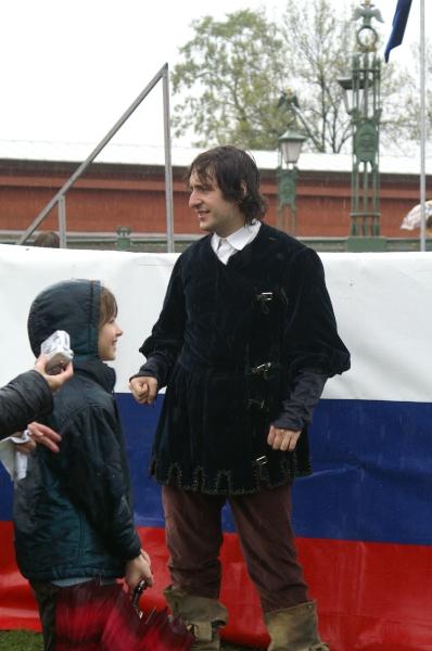 Дмитрий Тейбер-Лебедев, режиссер, актер ТЮТ