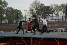 День Фехтовальщика 2008. Выступает Клуб