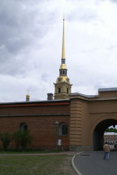 24 мая 2009 года в Петропавловской крепости