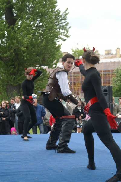 Студия сценического фехтования Сирано. Москва