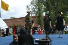 Ансамбль танцев эпохи Возрождения Vento del tempo