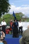 Торжественное закрытие первой части праздника День Фехтовальщика