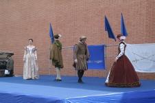 Ансамбль танцев эпохи Возрождения Венто дель Темпо
