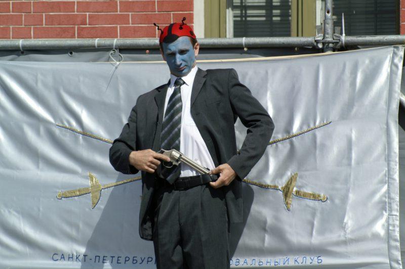 Герой праздника - ведущий Георгий Кобиашвили