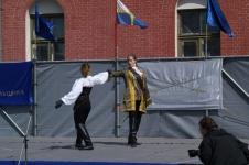 Валерия Потапова и Алена Казанцева. Москва