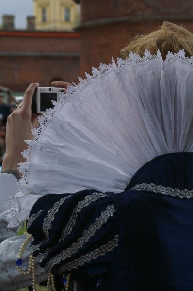 Танцоры эпохи Возрождения. 2009