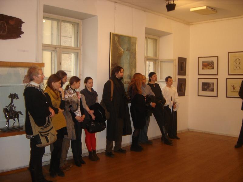 Слева - фотограф Наталья Васильева-Халл, в ценре в пальто - фотограф Олег Шагапов.