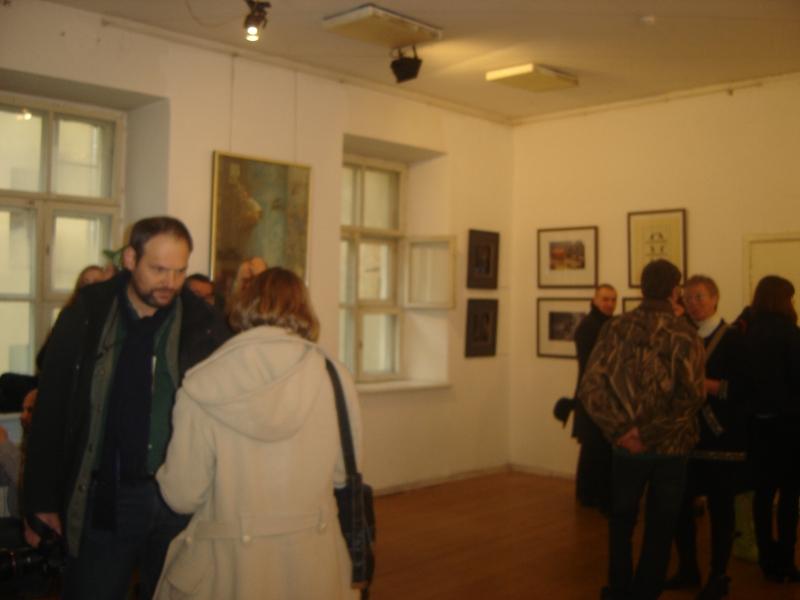Молодковец Юрий, фотограф, участник выставки