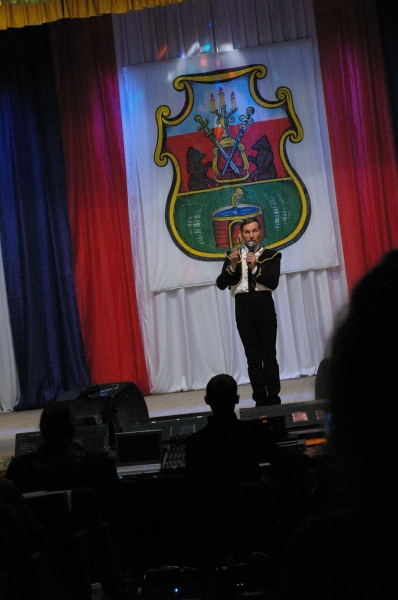 Валерий Киселев,руководитель клуба Древняя Русь,организатор фестиваля.