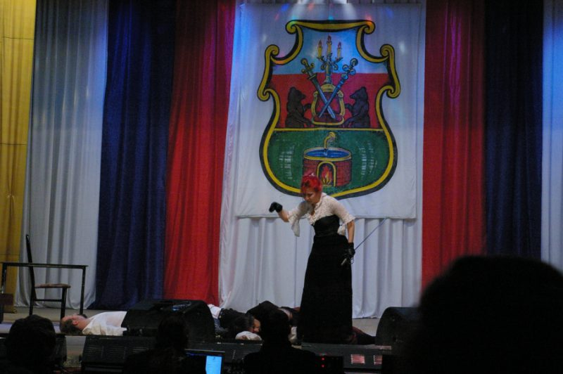 Ольга Николаева(Шевалье)победила всех противников и покорила всех зрителей