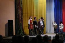 На сцене все клубы - участники фестиваля в Старой Руссе
