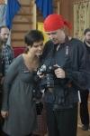 Виталий федоров - автор фильма День Фехтовальщика 2011 с женой Юлией. Клуб Парад-Рипост