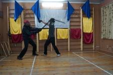 Ассо в стиле Оружейного Бойцовского Клуба Андрея Нечаева